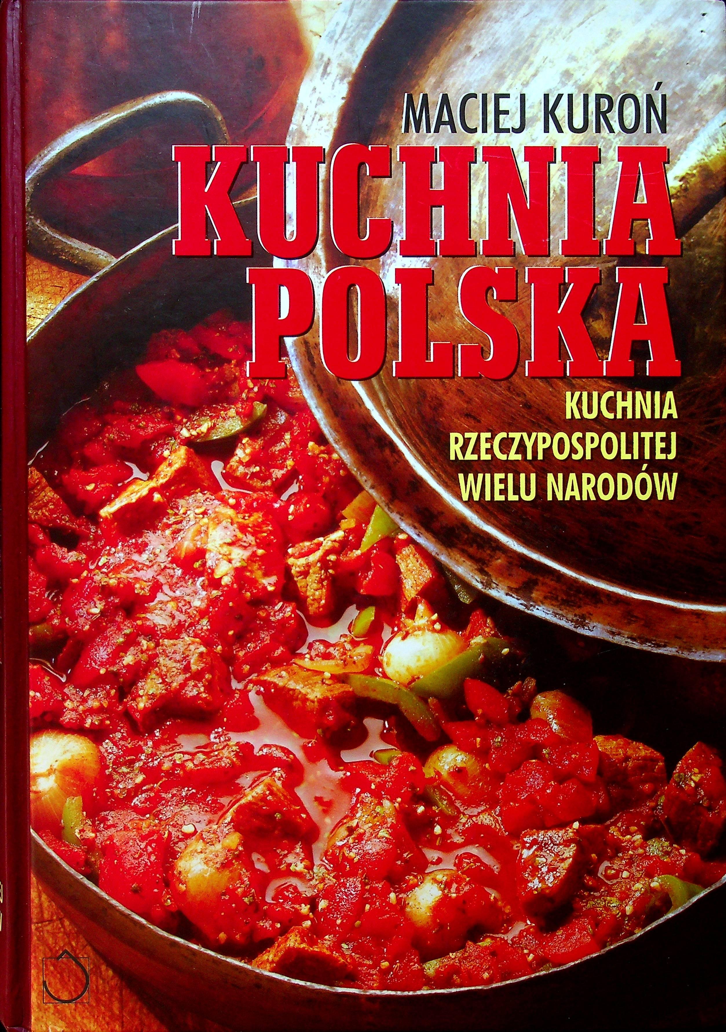 Kuchnia Polska Maciej Kuron 340 00 Zl Tezeusz Pl