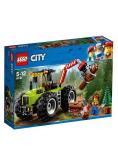 Lego CITY 60181 Traktor leśny