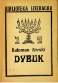 Biblioteka literacka Salomon Anski Dybuk