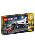 Lego CREATOR 31091 Transporter promu 31091