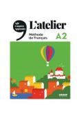 Atelier A2 podręcznik + DVD-ROM