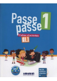 Passe-Passe 1 Ćwiczenia A1.1 + CD
