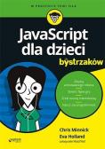 JavaScript dla dzieci. Dla bystrzaków