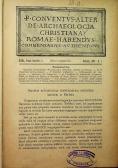 Conventvs alter de archeologia christiana romae habendvs 6 nr 1900 r
