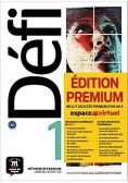 Defi 1 Podręcznik + CD + Kod Premium LEKTORKLETT