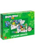 Angry Birds Rio. Liczbowe obrazki ALEX