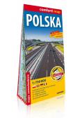 Comfort!map Polska mapa samochodowa 1:750 000