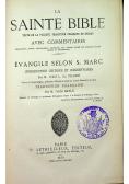 La Sainte Bible 1889 r.