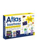 Pakiet Atlas kosmosu + mapa i puzzle