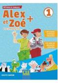 Alex et Zoe plus 1 podręcznik + CD MP3