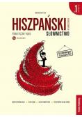 Hiszpański w tłumaczeniach. Słownictwo 1 + MP3