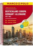 Atlas Niemcy 1:300 000 MARCO POLO w.2020