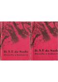 Filozofia w buduarze 2 tomy miniatury