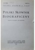 Polski Słownik Biograficzny Tom XXIII Zeszyt 9