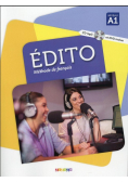Edito A1. Podręcznik + CD mp3 + DVD