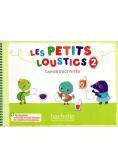 Les Petits Loustics 2 zeszyt ćwiczeń +CD HACHETTE