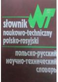 Słownik naukowo techniczny polsko rosyjski