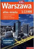 Atlas Warszawa XXL 1:13 000