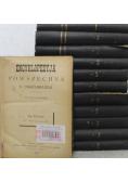 Encyklopedia powszechna 12 tomów Około 1883 r.
