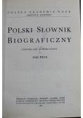 Polski Słownik Biograficzny Zeszyt 124 Tom XXX
