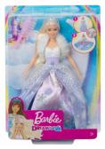 Barbie Lalka Księżniczka Lodowa magia