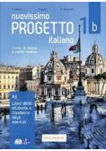 Progetto italiano Nuovissimo 1B podr.+ ćw.+ CD