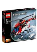 Lego TECHNIC 42092 Helikopter ratunkowy 2w1