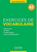 En Contexte: Exercices de vocabulaire A1 podr.