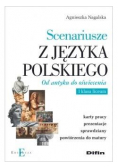 Scenariusze z języka polskiego. Od antyku do...