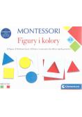Montessori Kształty i kolory