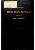 Compendium Theologiae moralis 1939 r.