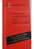 Official bartenders and party guide