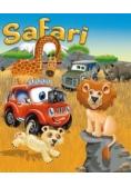 Samochodzik Franek. Safari
