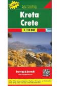 Mapa samochodowa - Kreta 1:150 000