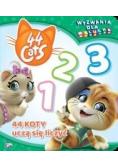 44 koty. Wyzwania dla malucha. Uczą się liczyć