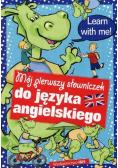 Mój pierwszy słowniczek do języka angielskiego