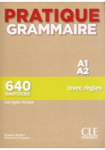 Pratique Grammaire Niveau A1-A2 + corriges
