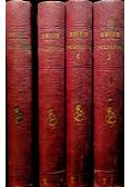 Philosophia juxta inconcussa tutissimaque divi Thomae dogmata 4 Tomy ok 1888 r.