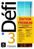 Defi 3 Podręcznik + CD + Kod Premium