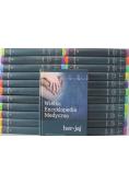 Wielka encyklopedia medyczna Tom od 1 do 23