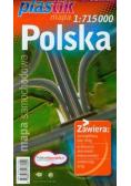 Mapa sam. POLSKA 1:715 000 wyd. 2010 DEMART