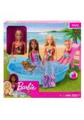 Barbie Lalka + basen