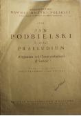 Praeludium  Organum vel Clavicymbalum Piano 1947r