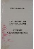 Antysemityzm antypolonizm wielkie nieporozumienie