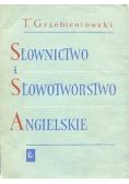 Słownictwo i słowotwórstwo angielskie
