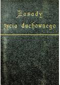 Zasady życia duchownego, 1926r.