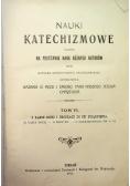 Nauki Katechizmowe tom VI 1911 r