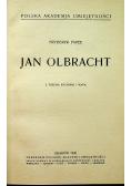 Jan Olbracht 1936 r.