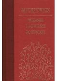 Mickiewicz Wiersze i powieści poetyckie