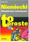 Niemiecki słownictwo tematyczne to proste